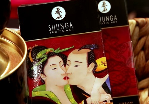 erotic shunga