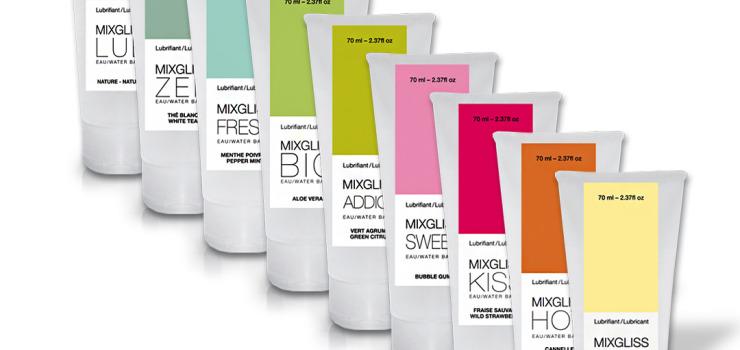 photos des produits MIXGLISS